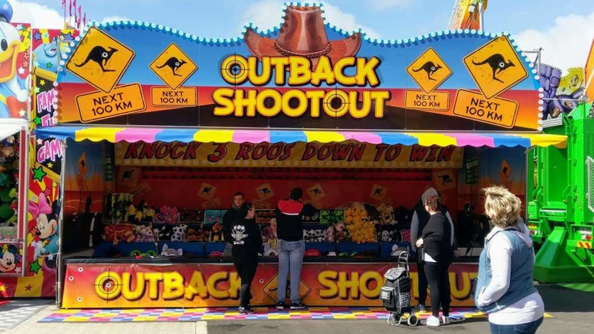 Outback Shootout