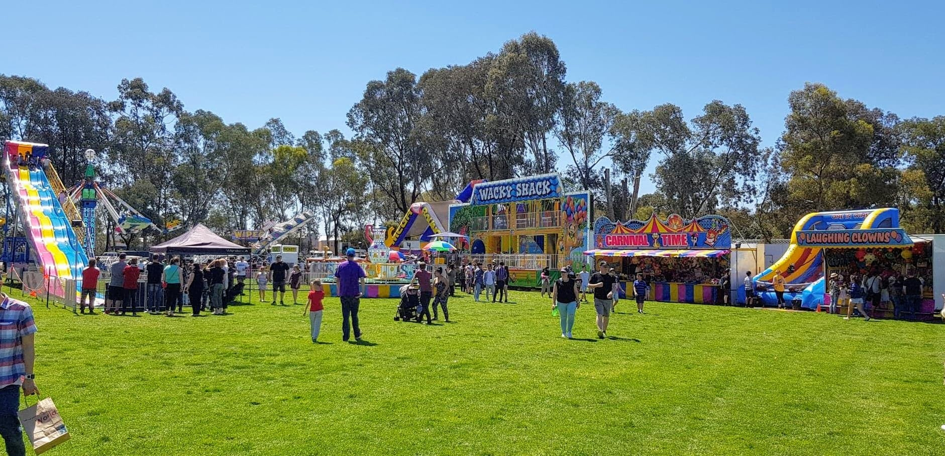 school fete, events, adelaide rides